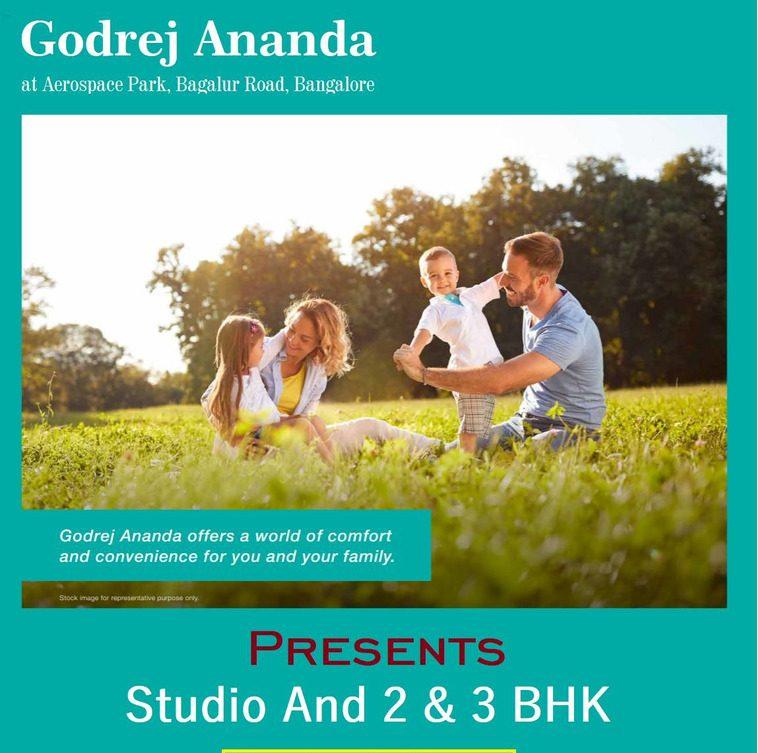 The Godrej Ananda India